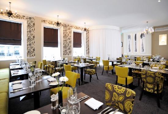 Mercure Southampton Centre Dolphin: Signature Restaurant