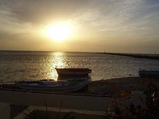Chergui, Tunesien: A l'arrivée ...