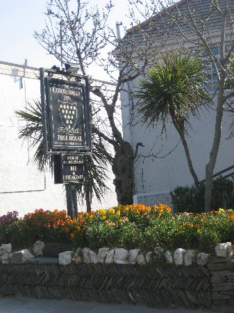 Cornishman Inn Tintagel: The Cornishman