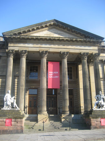 Walker Art Gallery exterior © National Museums Liverpool