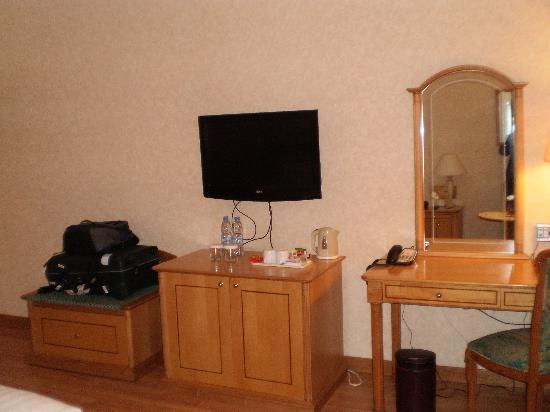 Crowne Plaza Hotel Abu Dhabi: room