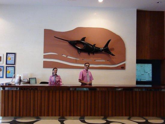 MedPlaya Hotel Pez Espada : Reception
