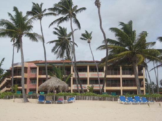 VIK Hotel Cayena Beach: Cayena from Beach