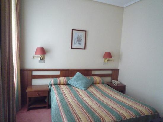 Lauaxeta: Double Room