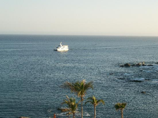 Welk Resorts Sirena Del Mar: View of Sea of Cortez from Room Balcony