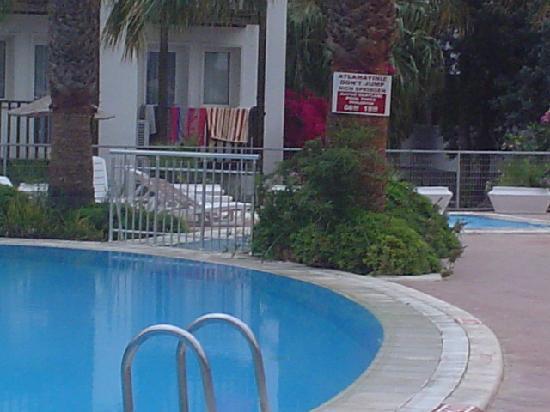 Ortakent, Turki: hotel pool