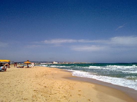 El Mouradi El Menzah: Strand