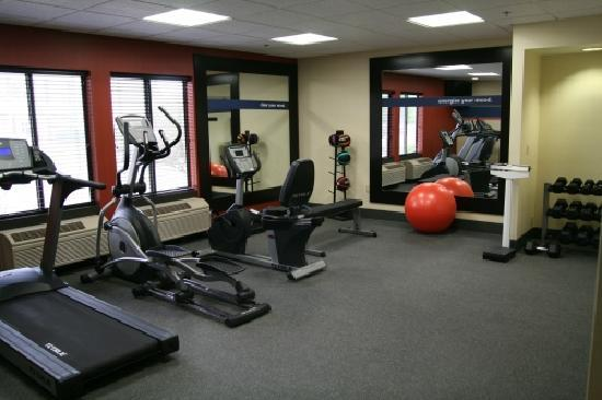 Appleton, WI: Fitness Center
