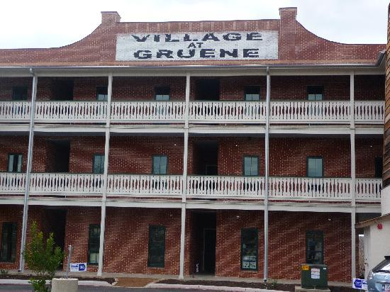 Village at Gruene Condos: Village at Gruene condo in downtown Gruene