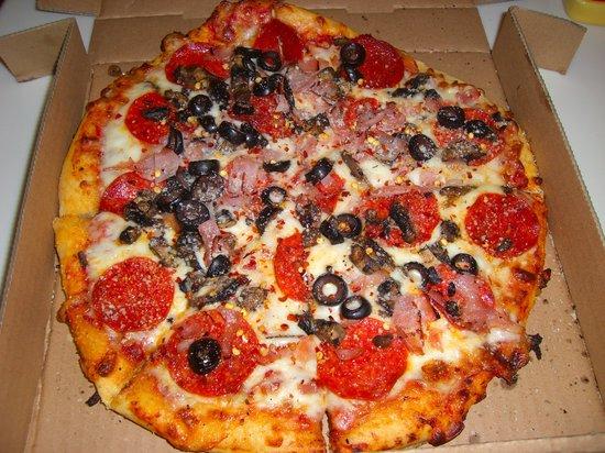 Hanalei Pizza: The Big Kahuna - Pizza Hanalei