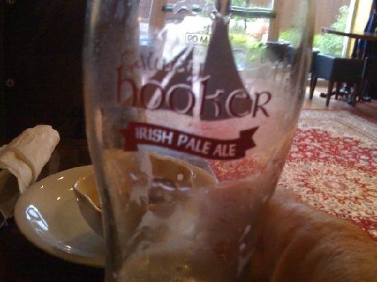 The Western Hotel: Galway Hooker - ale