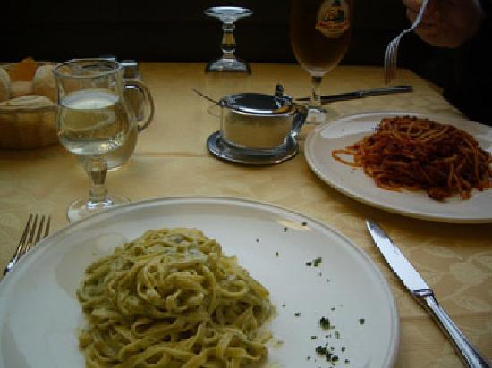 Ristorante Pizzeria Nazionale : Bolognese was good