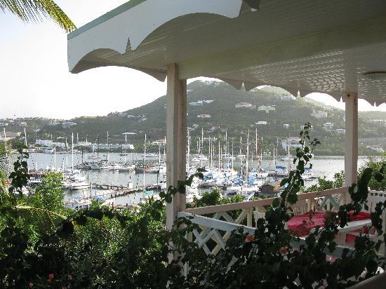 Sol Hotel: Marina view