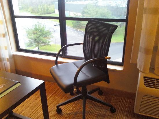 Courtyard Philadelphia Langhorne: Desk chair