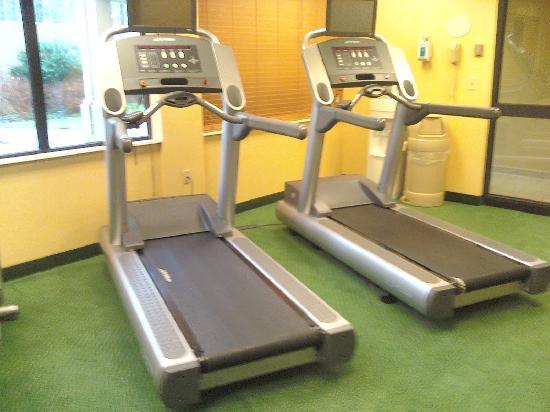 Courtyard Philadelphia Langhorne: Hotel Gym