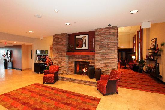 Hampton Inn & Suites Phoenix Chandler Fashion Center : Front Desk/Lobby Area