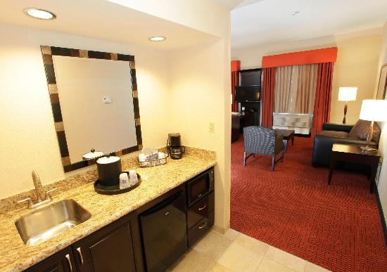 Hampton Inn & Suites Phoenix Chandler Fashion Center: Suite