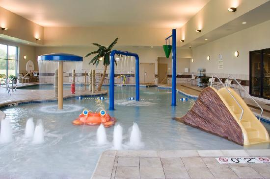Courtyard Madison West/Middleton: Enhanced Indoor Pool Area