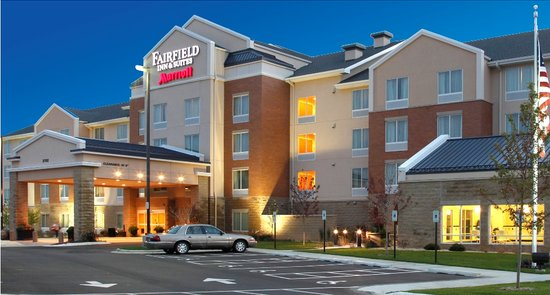 Fairfield Inn & Suites Madison East: Welcome