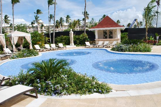 Luxury Bahia Principe Esmeralda: Adult pool with hot tubs