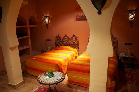 Kasbah Hotel Chergui: our room