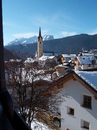 Hotel Tirolerhof: panorama