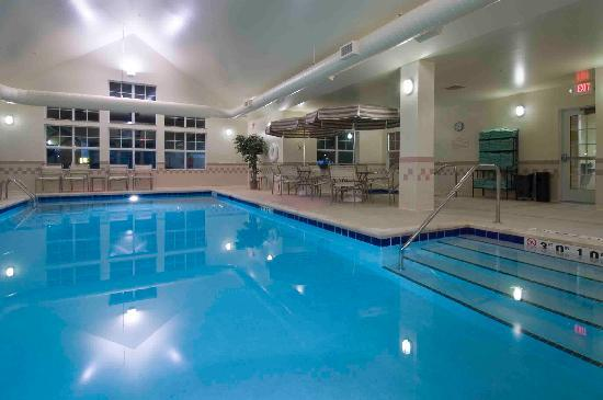 Residence Inn Madison West/Middleton: Indoor Pool & Whirlpool