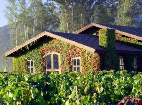 Pestoni Family Estate Winery: Rutherford Grove Winery