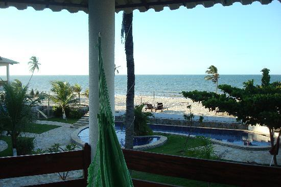 Windtown Beach Hotel: view from one of the rooms!