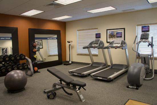 Hampton Inn and Suites Madison West: Fitness Center