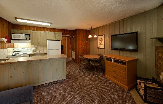 Douglas Fir Resort & Chalets: One Bedroom Condo