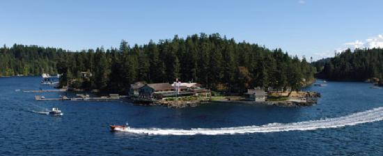 Cove Point Lodge Restaurant Menu