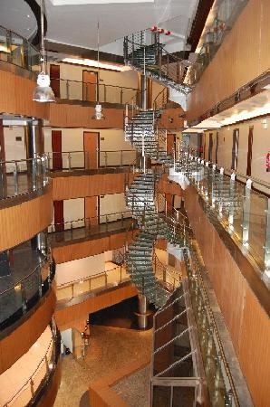 Radisson Blu Hotel, Bamako: Atrium