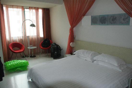 Grand 0773 Hotel: Room