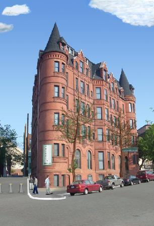 HOTEL BREXTON Architectural Rendering