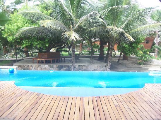 Hosteria la Barquita: pool area