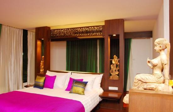 Nicha Hua Hin: Nicha Suite Room