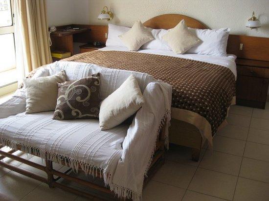 Park Lane Aparthotel: bedroom area