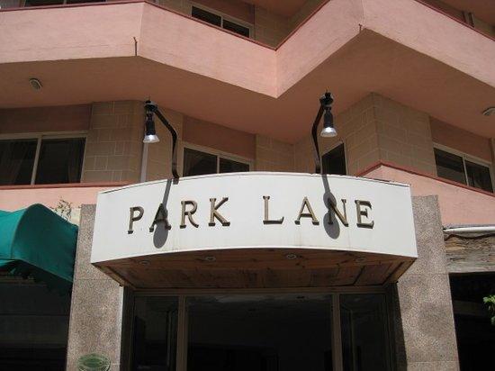 Park Lane Aparthotel: Park Lane.