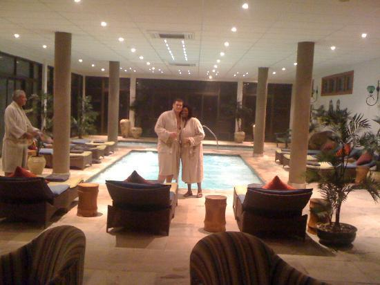 Pietermaritzburg, South Africa: spa area - pure relaxation