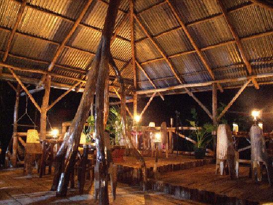 Danta Corcovado Lodge: Diningroom