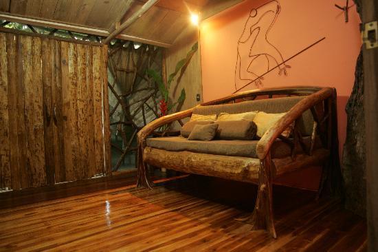 Danta Corcovado Lodge: Private Room Rana