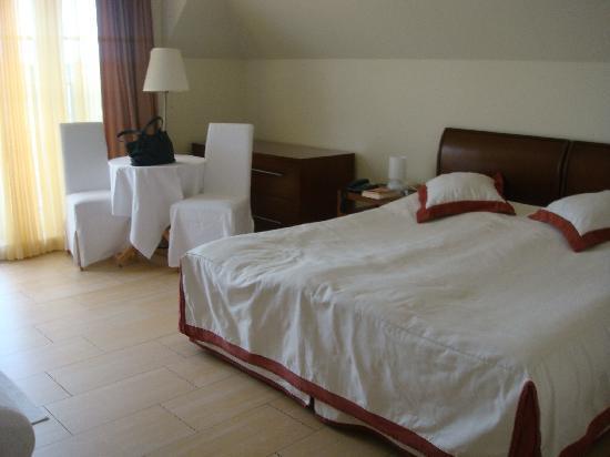 Hotel Spiess & Spiess: bedroom - very spacious