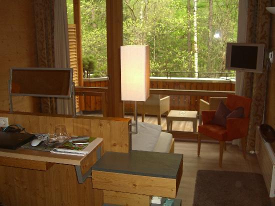 Naturhotel Waldklause: Hotel-Zimmer