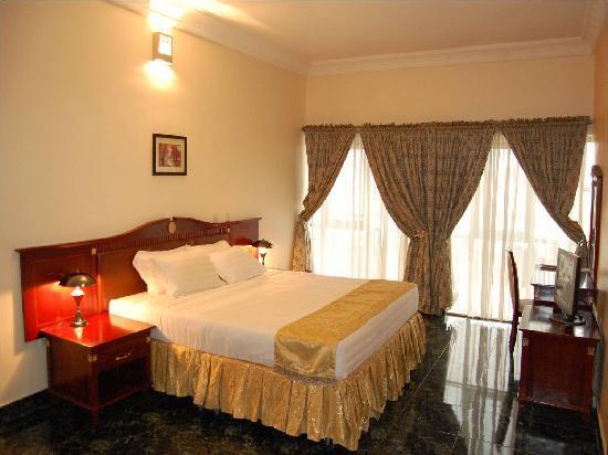 Festac Town, Nigeria: Suite