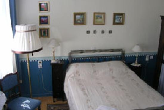 Pension Lena: Bedroom at our House Minoos.