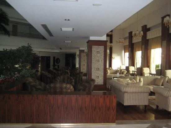 Saphir Resort & Spa: Lobby