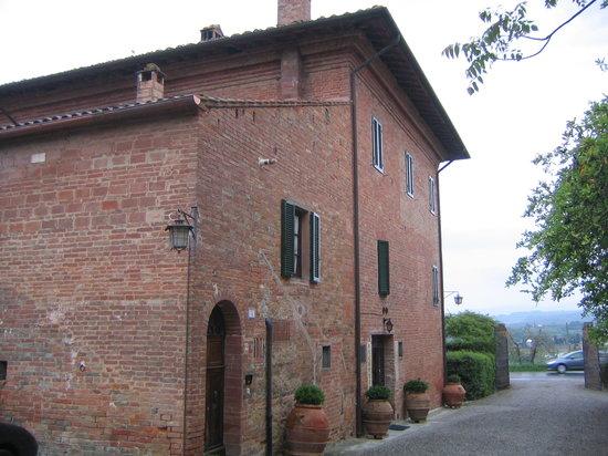 Ristorante Villa Nottola: rest.und hotel