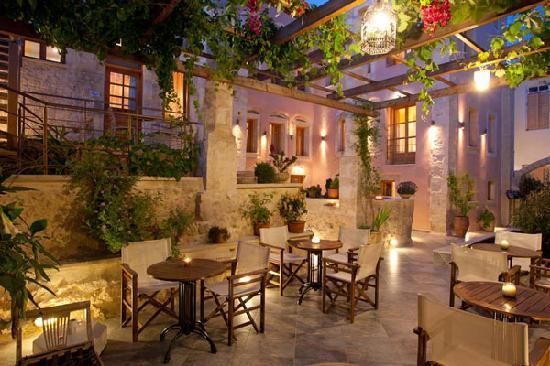 Casa Vitae Hotel: Venetian Courtyard