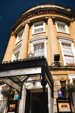 Royal Hotel, Bath